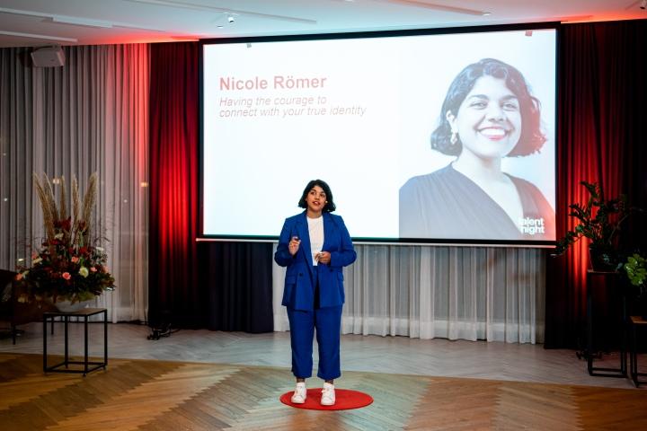 TEDxAmsterdamWomen Talent Night